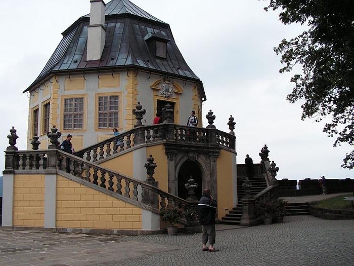 Крепость Кёнигштайн 18036
