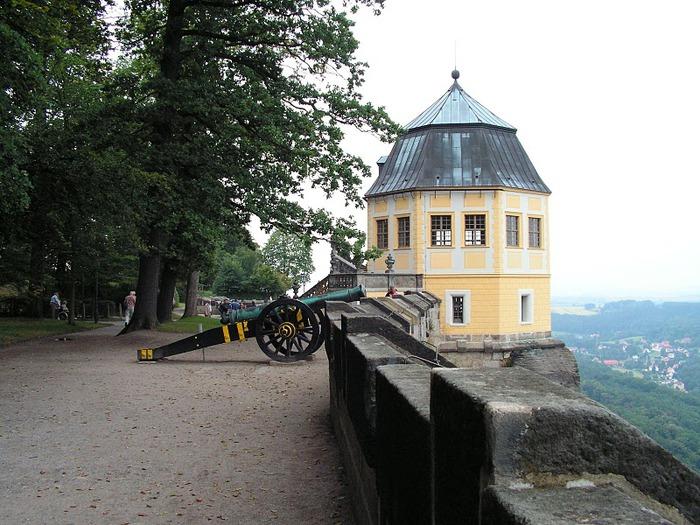 Крепость Кёнигштайн 25682