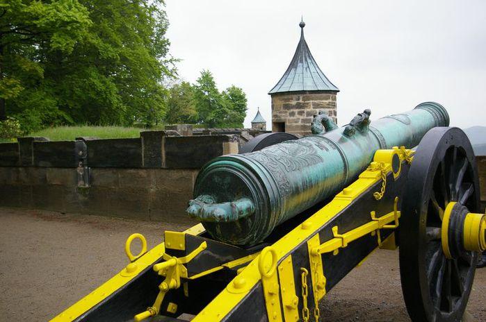 Крепость Кёнигштайн 40461
