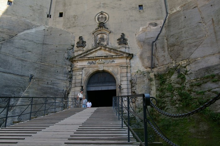 Крепость Кёнигштайн 36614