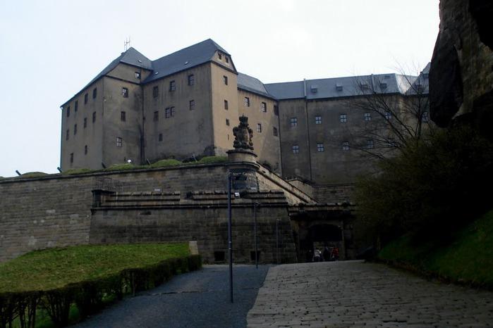 Крепость Кёнигштайн 27842