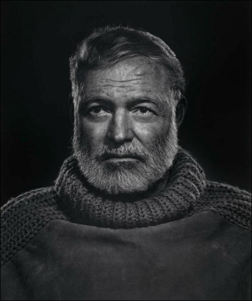 Фотограф-портретист Юсуф Карш (Yousuf Karsh)