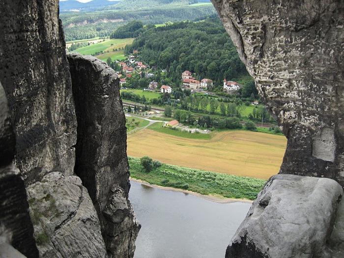 Саксонская Швейцария 51588