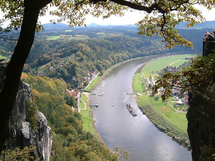 Саксонская Швейцария 91222