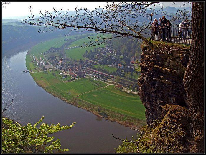 Саксонская Швейцария 61827
