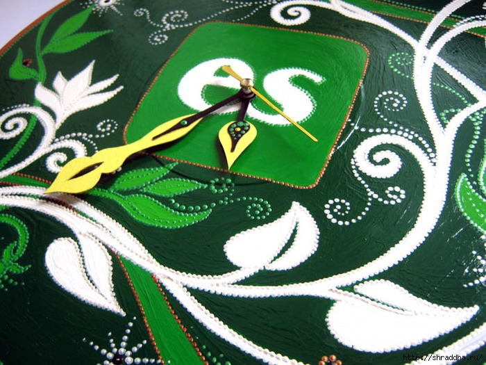 часы handmade