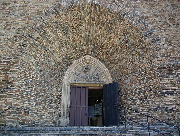 Готическая церковь св. Анны в Аннаберг-Буххольце 76423