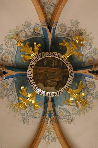 Готическая церковь св. Анны в Аннаберг-Буххольце 96267