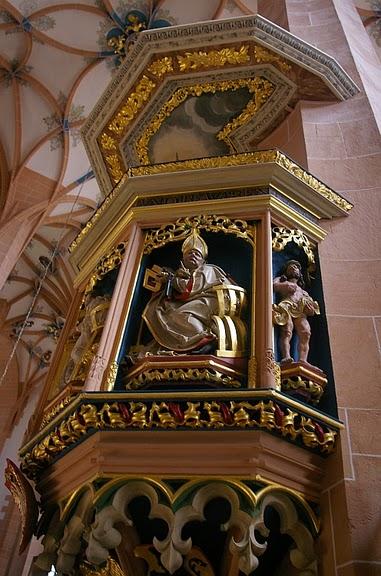 Готическая церковь св. Анны в Аннаберг-Буххольце 14123