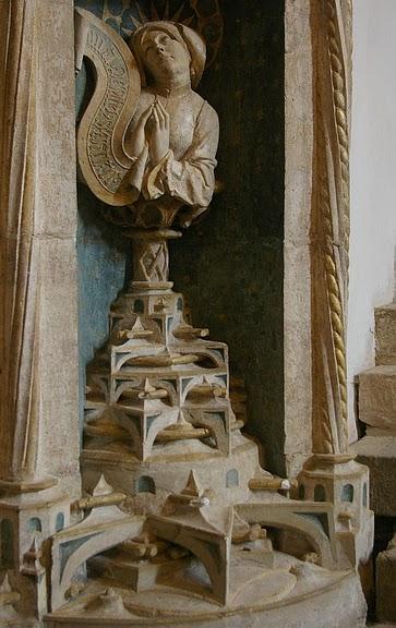 Готическая церковь св. Анны в Аннаберг-Буххольце 59700