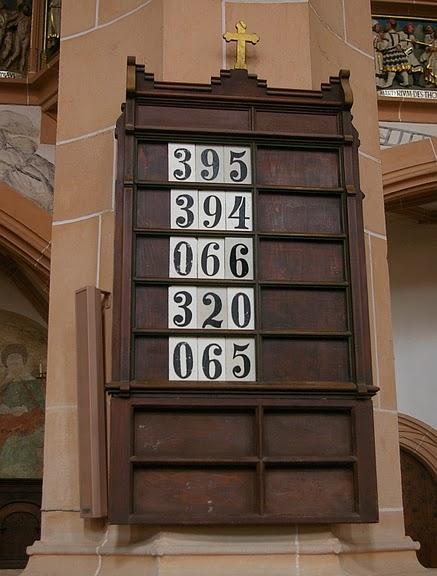 Готическая церковь св. Анны в Аннаберг-Буххольце 29239