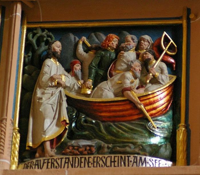 Готическая церковь св. Анны в Аннаберг-Буххольце 57065