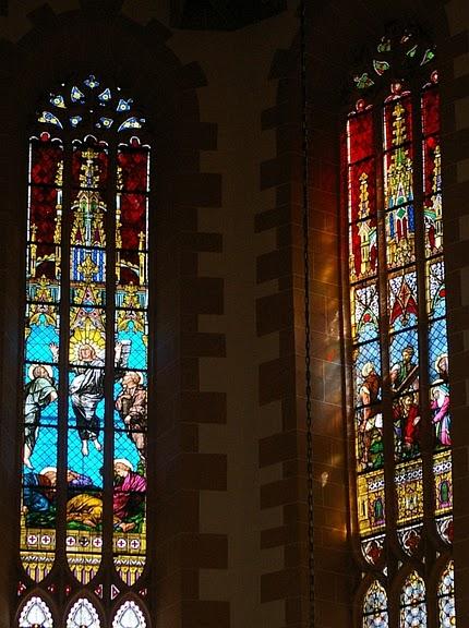 Готическая церковь св. Анны в Аннаберг-Буххольце 66529