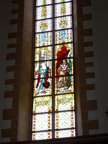 Готическая церковь св. Анны в Аннаберг-Буххольце 34933
