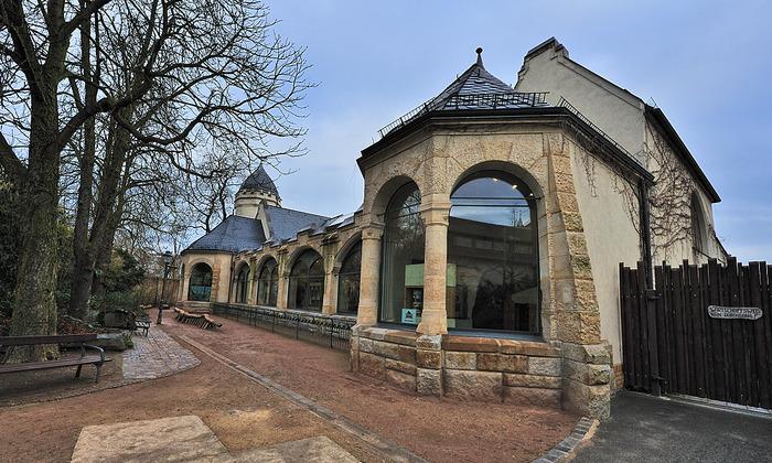 Зоологический сад в Лейпциге (Zoologischer Garten, Leipzig ) 59172
