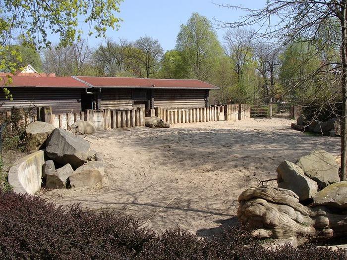 Зоологический сад в Лейпциге (Zoologischer Garten, Leipzig ) 55519