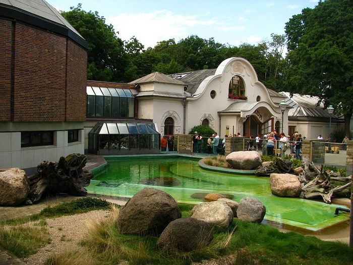 Зоологический сад в Лейпциге (Zoologischer Garten, Leipzig ) 54211