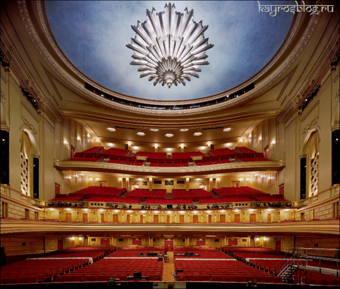 24 красивейших оперных театра нашей планеты