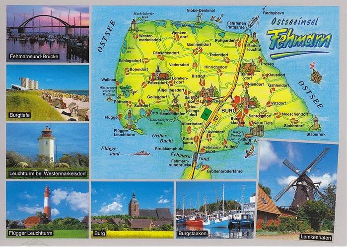 Остров Фемарн – бальзам для души 83733