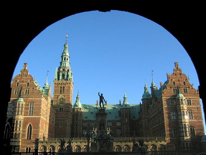 Замок Фредериксборг- 65195