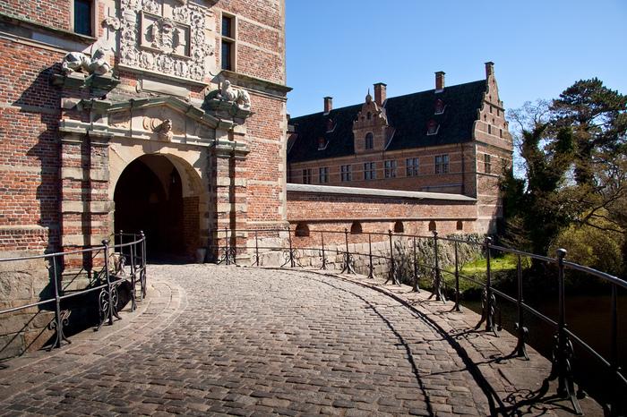 Замок Фредериксборг- 32553