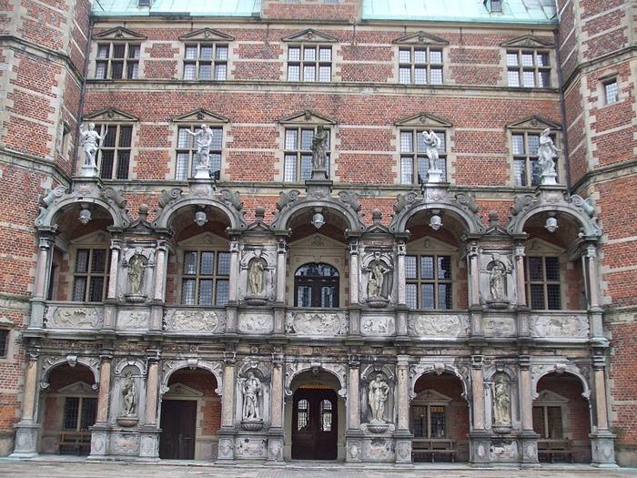 Замок Фредериксборг- 53997