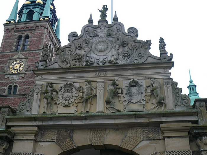 Замок Фредериксборг- 54364