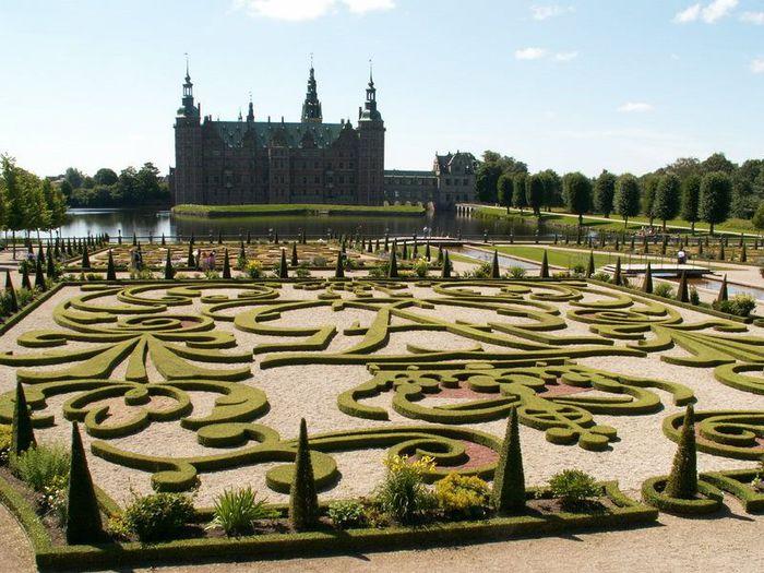 Замок Фредериксборг- 97589