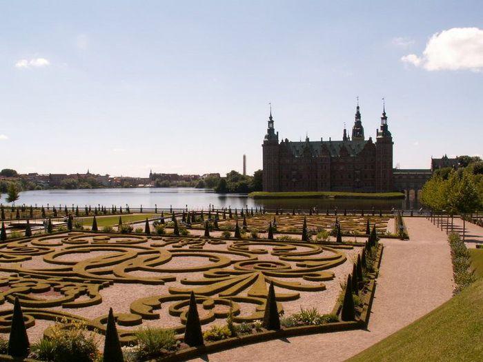 Замок Фредериксборг- 52825