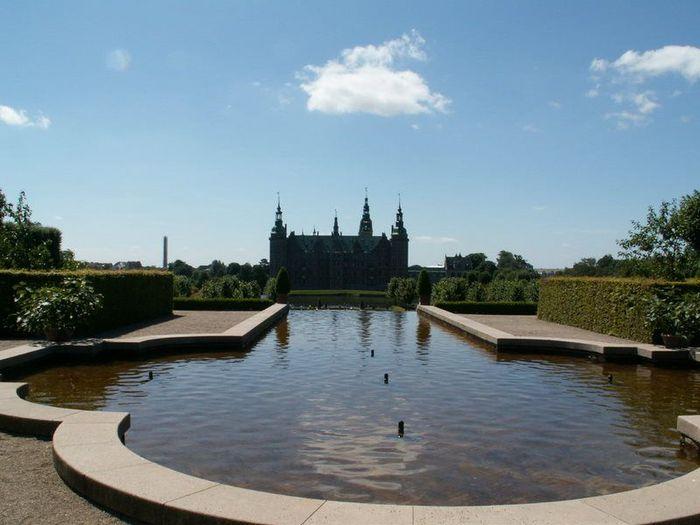 Замок Фредериксборг- 88679