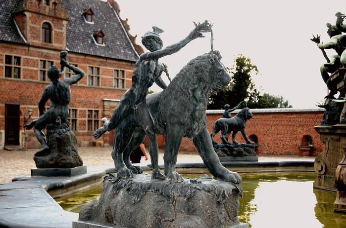 Замок Фредериксборг- 93389