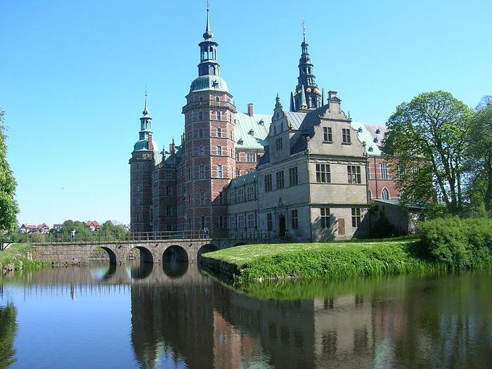 Замок Фредериксборг- 43876