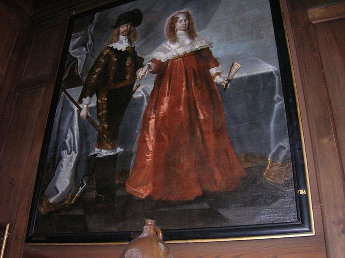 Замок Фредериксборг- 87650