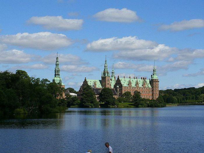 Замок Фредериксборг- 62630