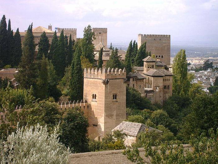 Альгамбра - жемчужина Андалузии 97259