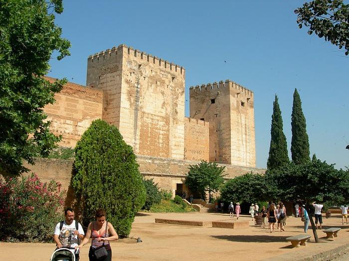 Альгамбра - жемчужина Андалузии 86672