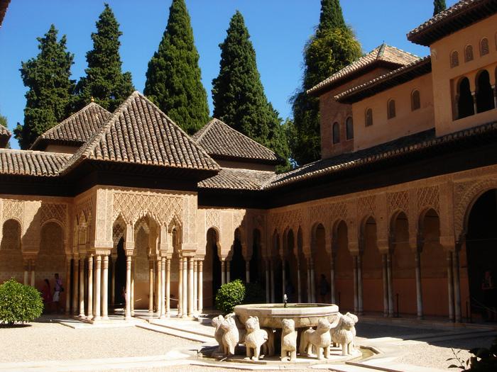 Альгамбра - жемчужина Андалузии 67795