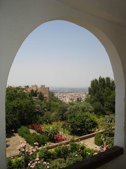 Альгамбра - жемчужина Андалузии 59705