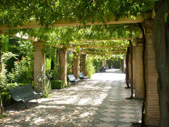 Альгамбра - жемчужина Андалузии 17200