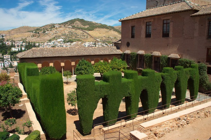 Альгамбра - жемчужина Андалузии 44310