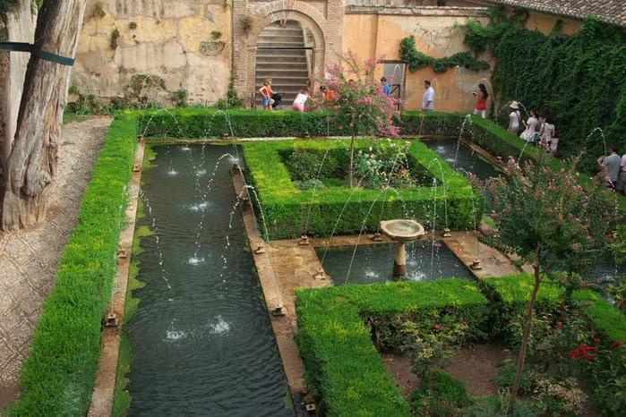 Альгамбра - жемчужина Андалузии 15975