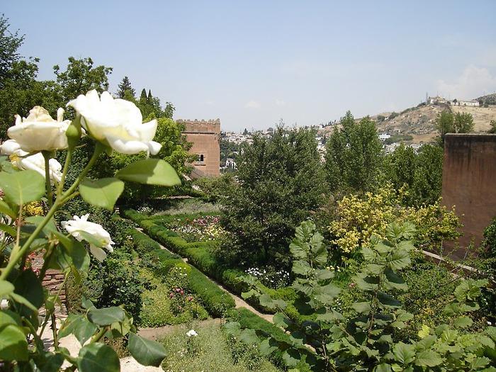 Альгамбра - жемчужина Андалузии 26557