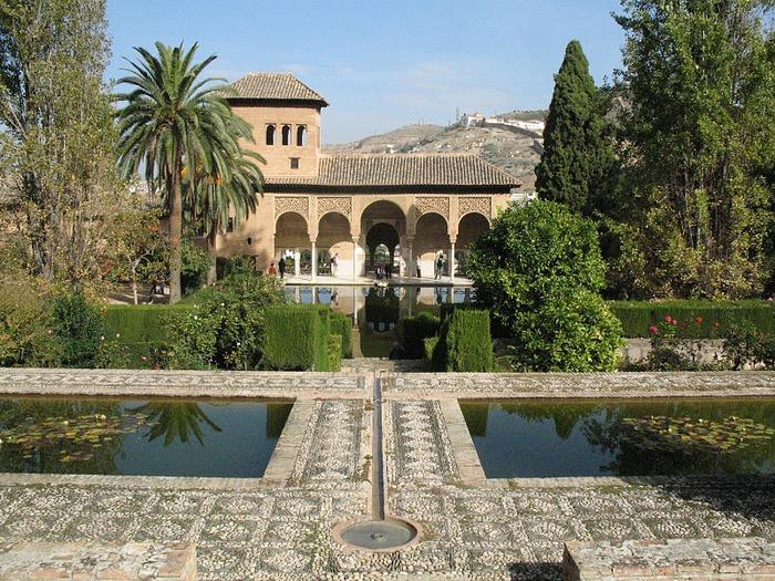 Альгамбра - жемчужина Андалузии 13806