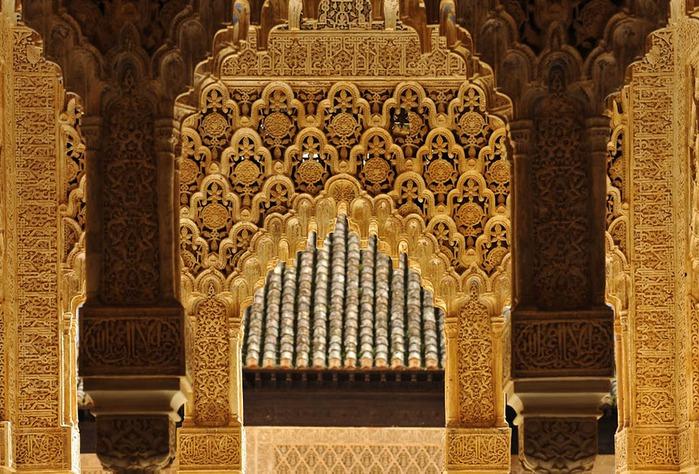 Альгамбра - жемчужина Андалузии 21239