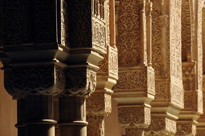 Альгамбра - жемчужина Андалузии 81448