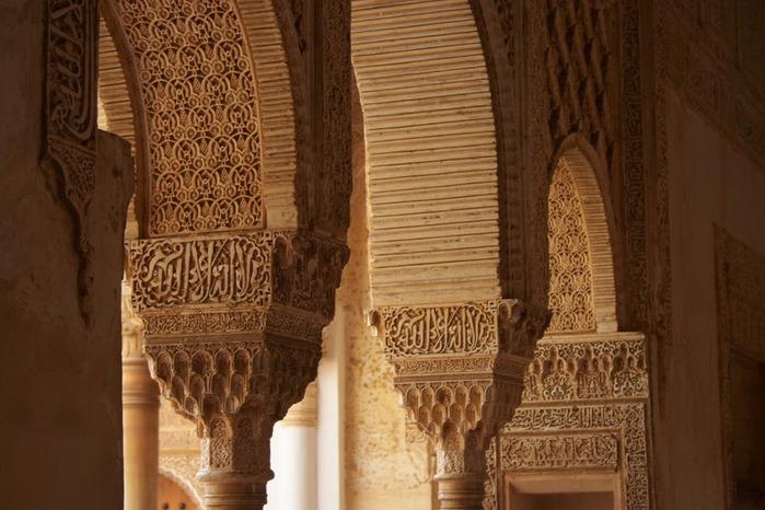 Альгамбра - жемчужина Андалузии 91636