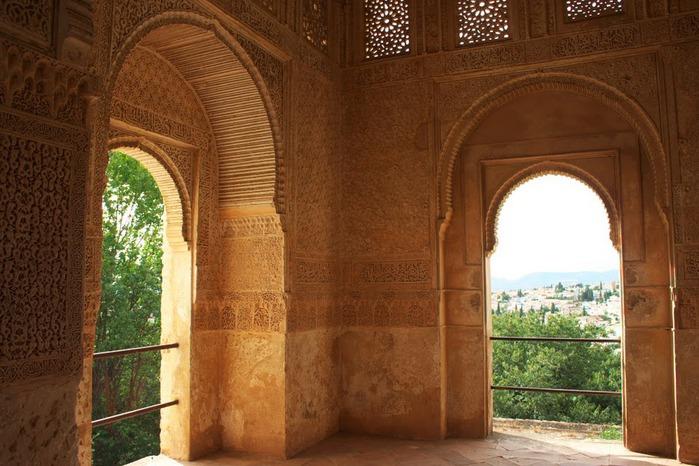 Альгамбра - жемчужина Андалузии 95987