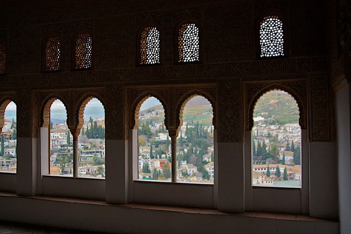 Альгамбра - жемчужина Андалузии 89956