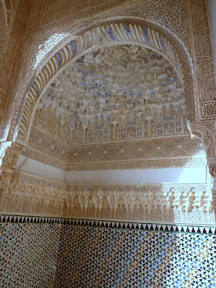 Альгамбра - жемчужина Андалузии 84054