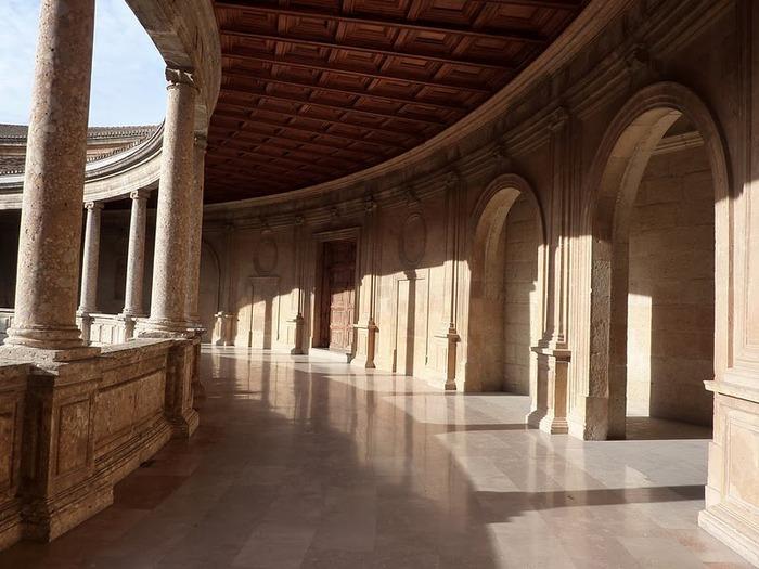 Альгамбра - жемчужина Андалузии 32858